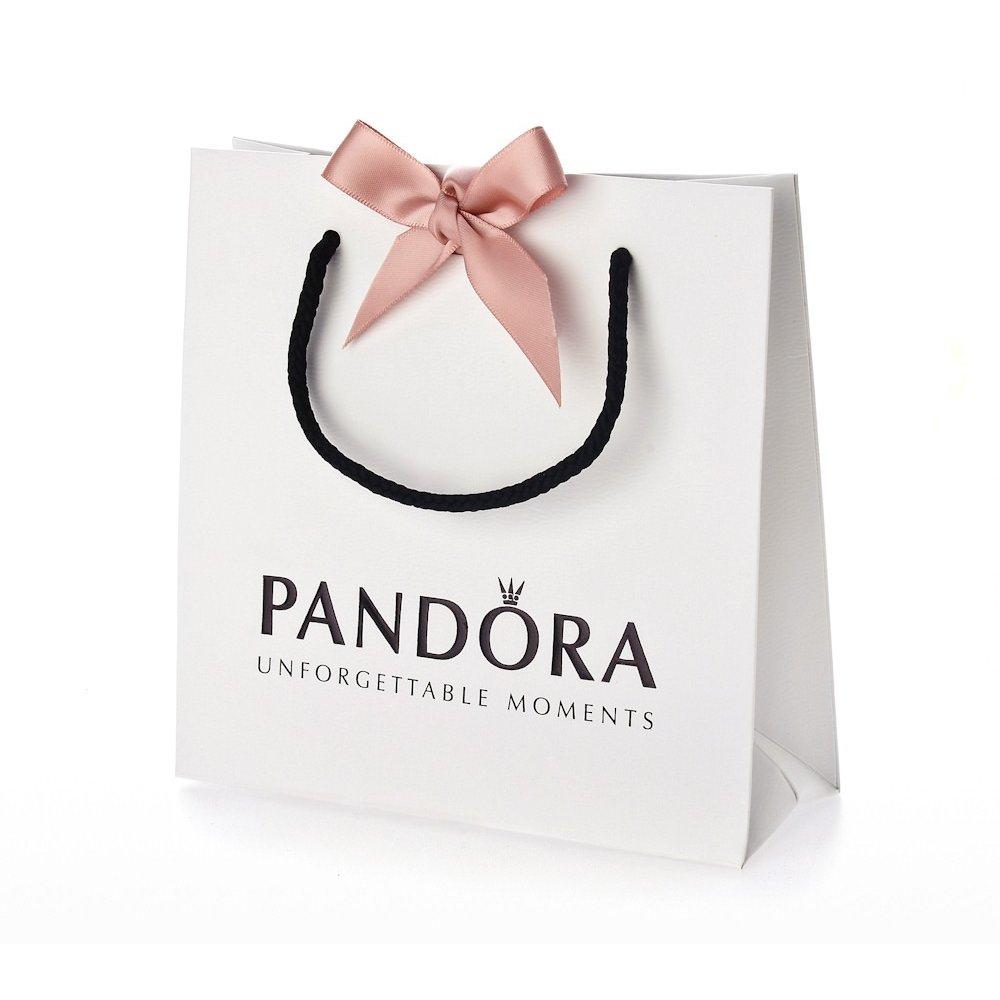 Pendientes Pandora No me olvides imagen 4