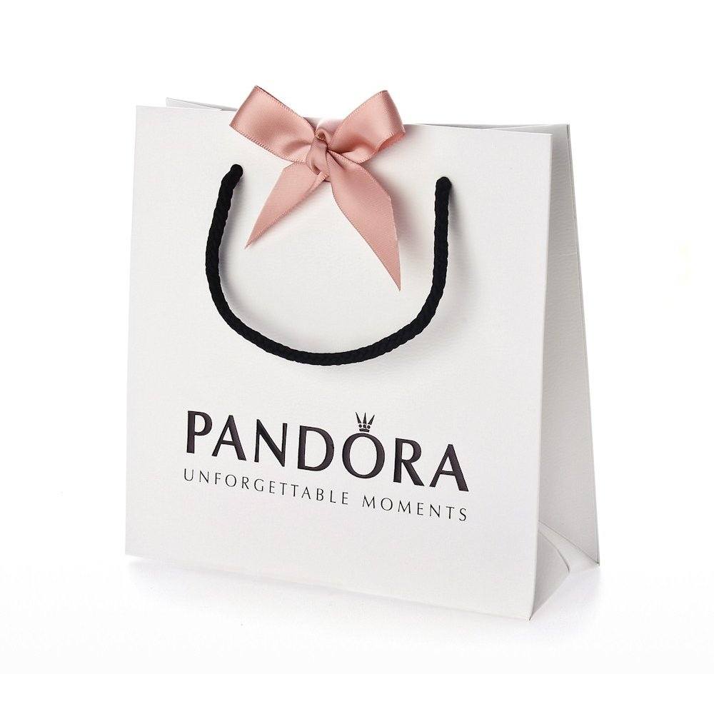 Abalorio Pandora corazones calados imagen 3