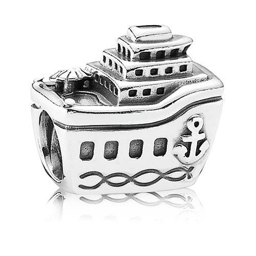 Abalorio Pandora barco