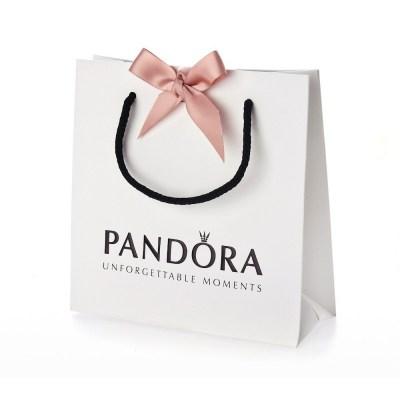 Abalorio Pandora calado rosa imagen 3