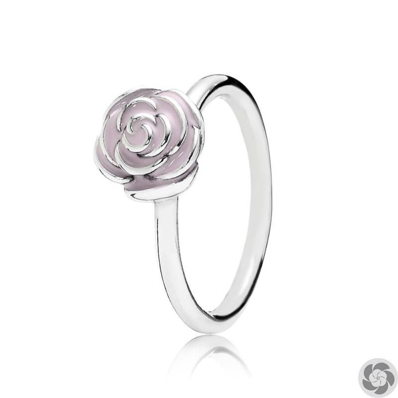 pandora anillo corona rosa