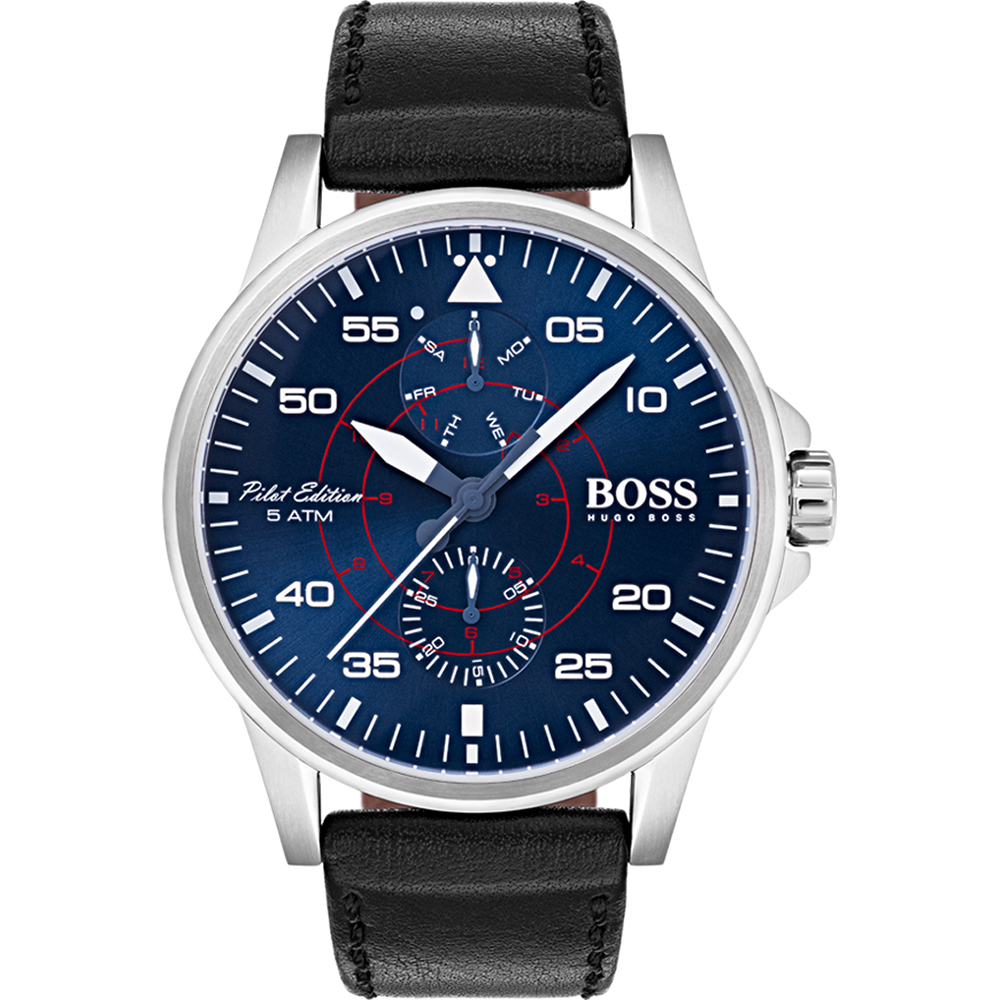 Reloj Hugo Boss Modelo Aviator