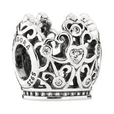 Charm Pandora Corona de princesa