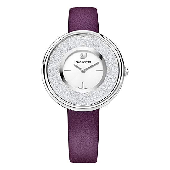 Reloj Swarovski Pure Morado Lila