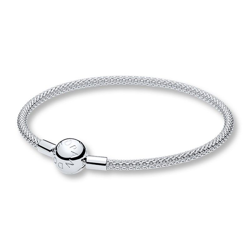 Pandora pulsera malla