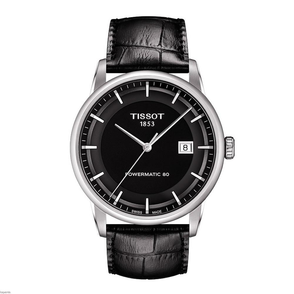 Reloj Tissot Luxury Automático