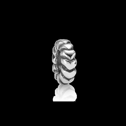 Separador de PANDORA con forma de pequeños corazones imagen 1