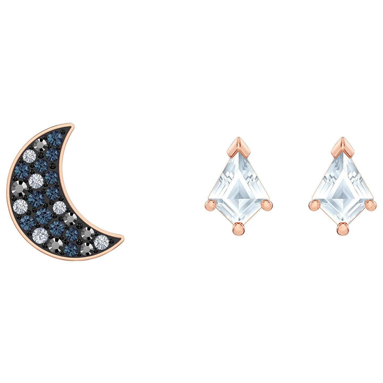 Set pendientes Luna estrellas