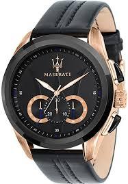 Reloj Maserati Traguardo