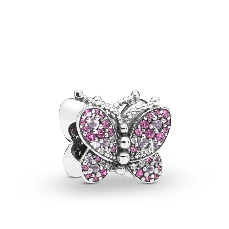 charm pandora mariposa