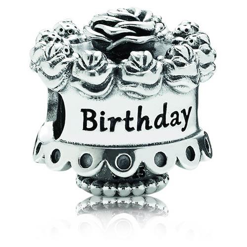 Abalorio Pandora Tarta de Cumpleaños