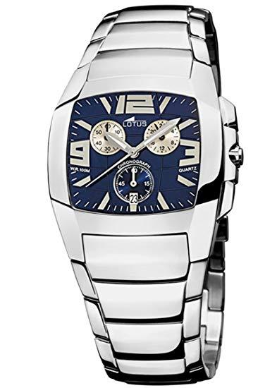 Reloj LOTUS Shine Azul