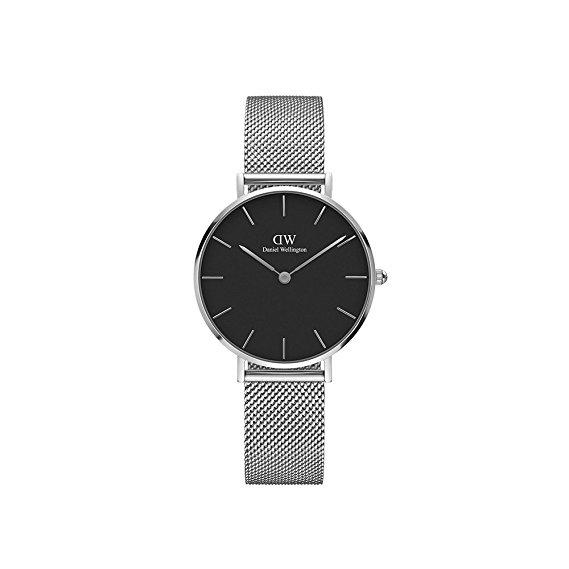 Reloj Daniel Wellington Petite 32mm esfera negra
