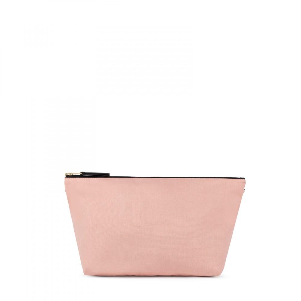 Bolsa reversible Tous rosa-negro