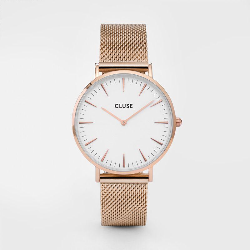Reloj Cluse La Boheme 38 mm