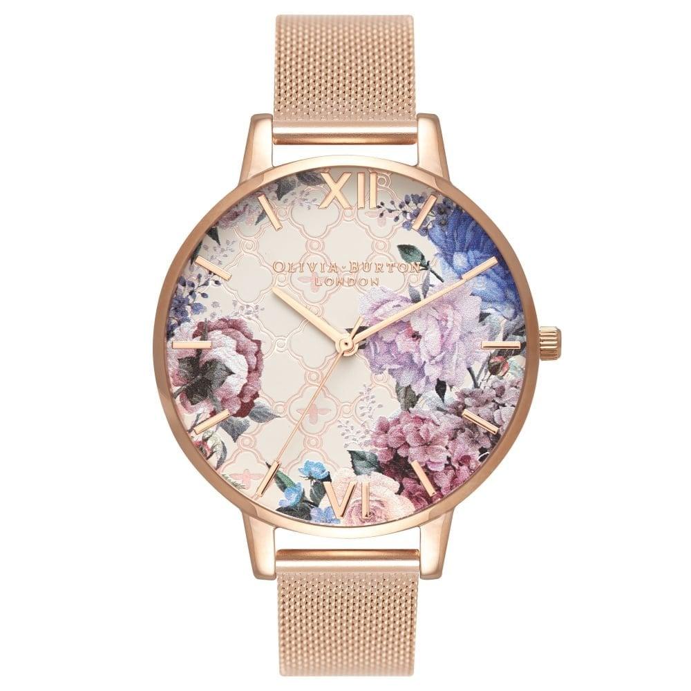 Reloj Glashouse