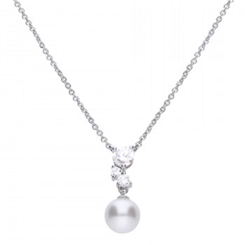 Collar Diamonfire Pearl