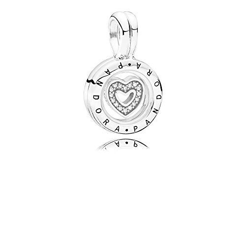 colgante locket corazón imagen 1