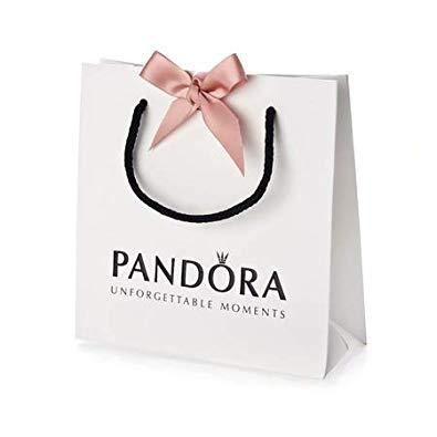 Charm Pandora  Corazón real imagen 3
