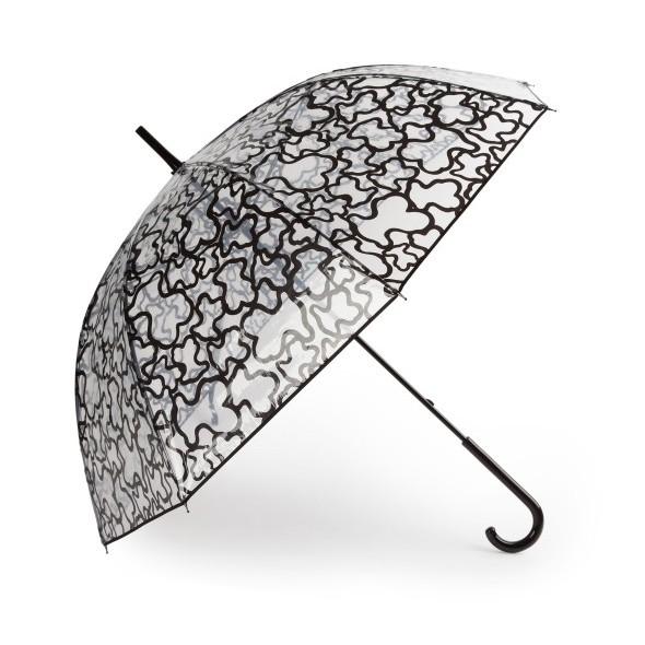 Paraguas Trans Grande Kaos negro