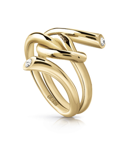 Anillo Guess Knot UBR29001