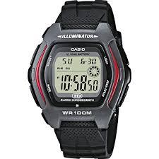 Reloj Casio HDD-600-1AVES