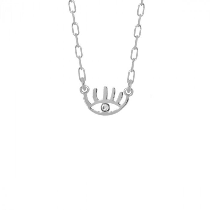Collar Victoria Cruz Areca Ojo A3818-07HG