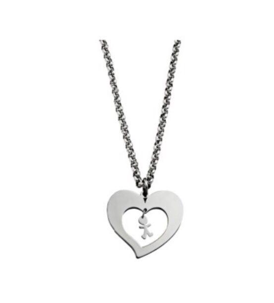 Collar Corazón Niño 7HSS010636