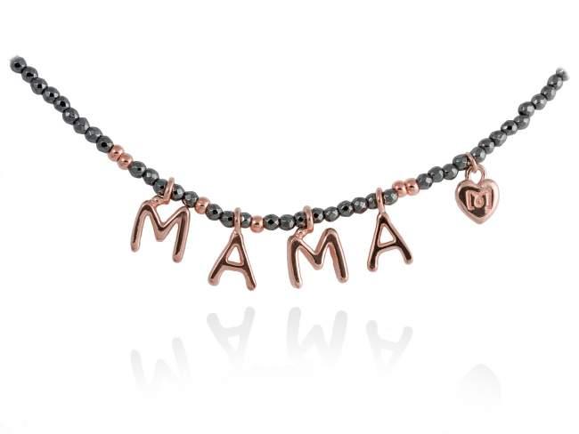 Collar Marina García 90063GS-4