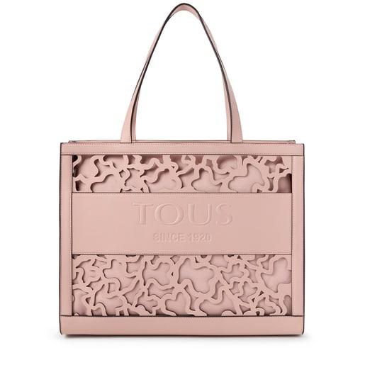 Shopping grande Amaya Kaos Shock rosa