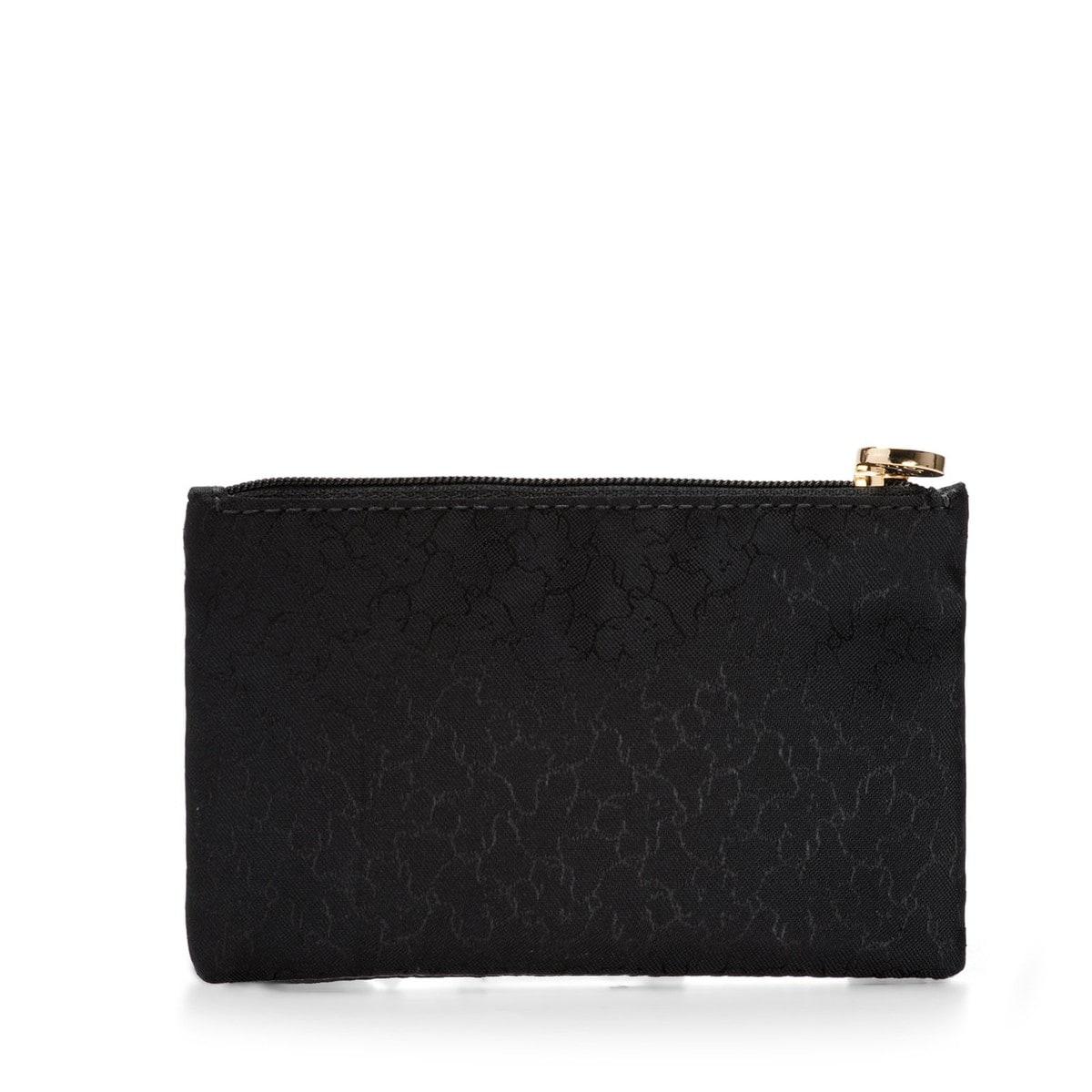 Neceser pequeño Clasica de Nylon en color negro